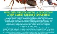 Diabetes-A sweet disease
